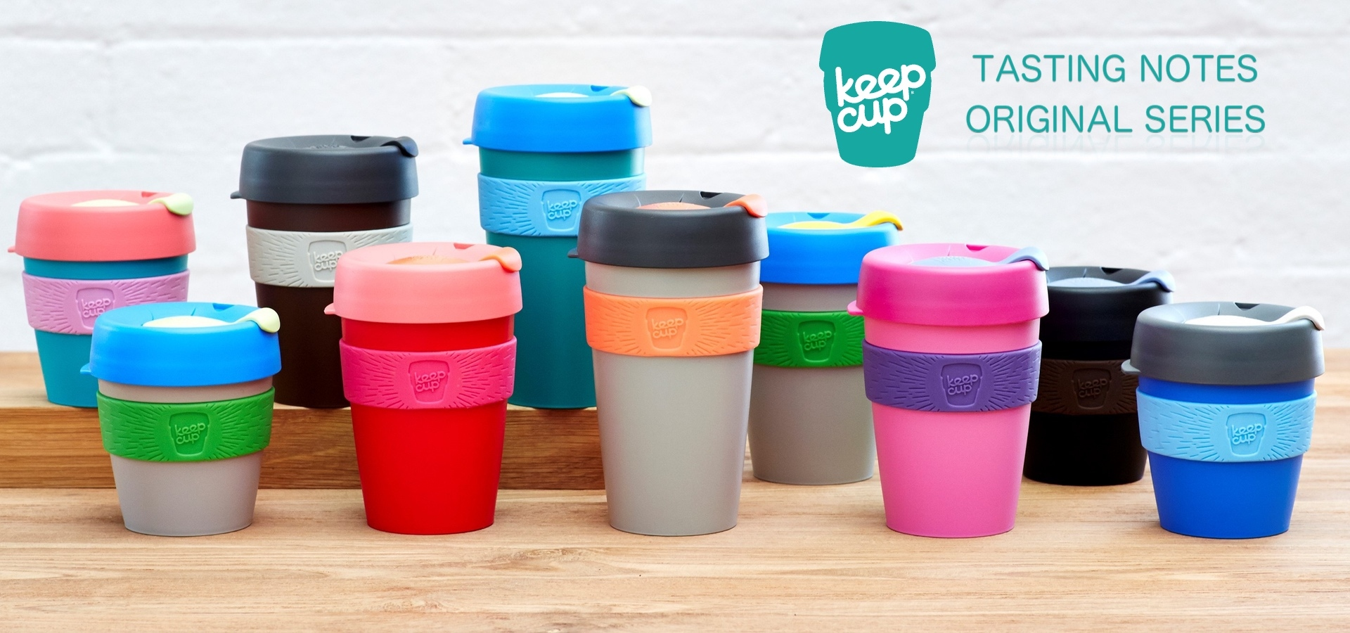 It is just the original KeepCup